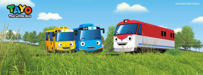 انیمیشن Tayo The Little Bus