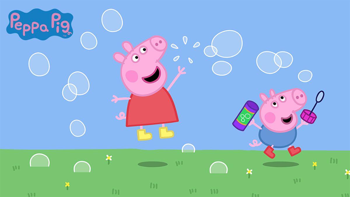 معرفی کارتون peppa pig