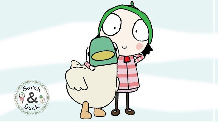 انیمیشن سارا و اردک