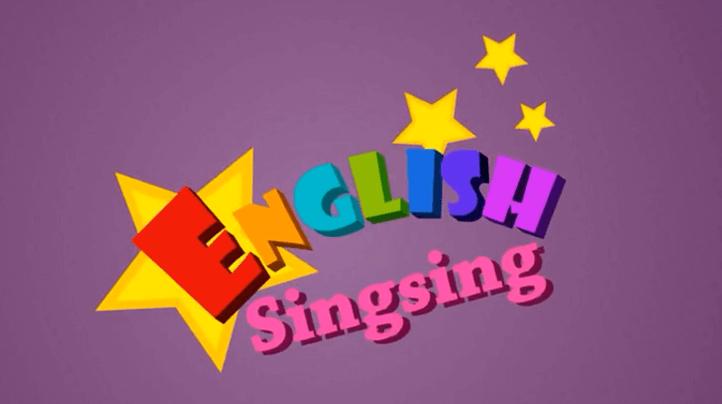 english singsing cartoon