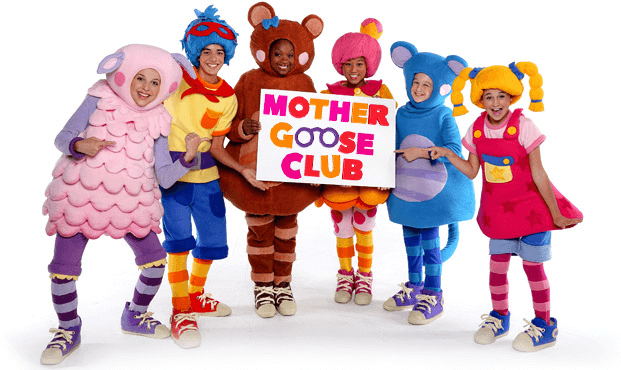 mother goose club cover image
